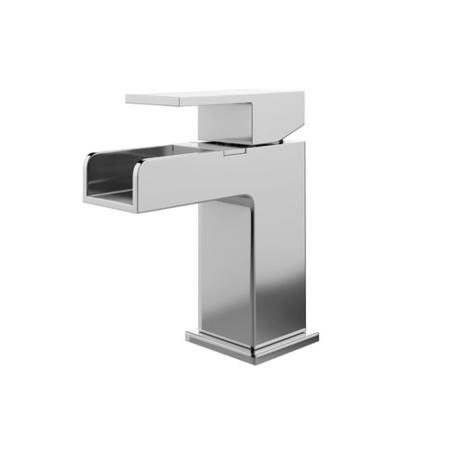 Quadra Waterfall Deluxe Basin Mixer Tap
