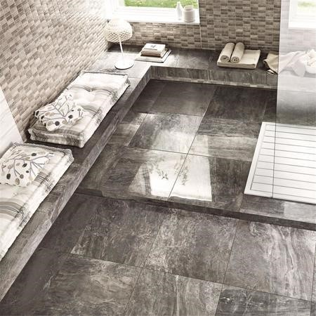Marmi Royal Grey Wall/Floor Tile