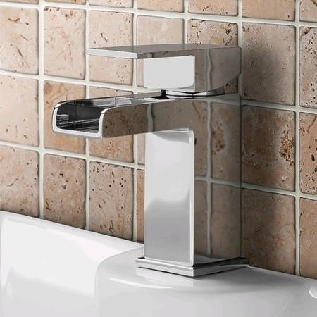 Quadra™ Cloakroom Waterfall Basin Mixer Tap