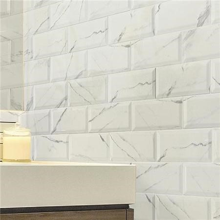 Pennines Brillo Bevelled Wall Tile