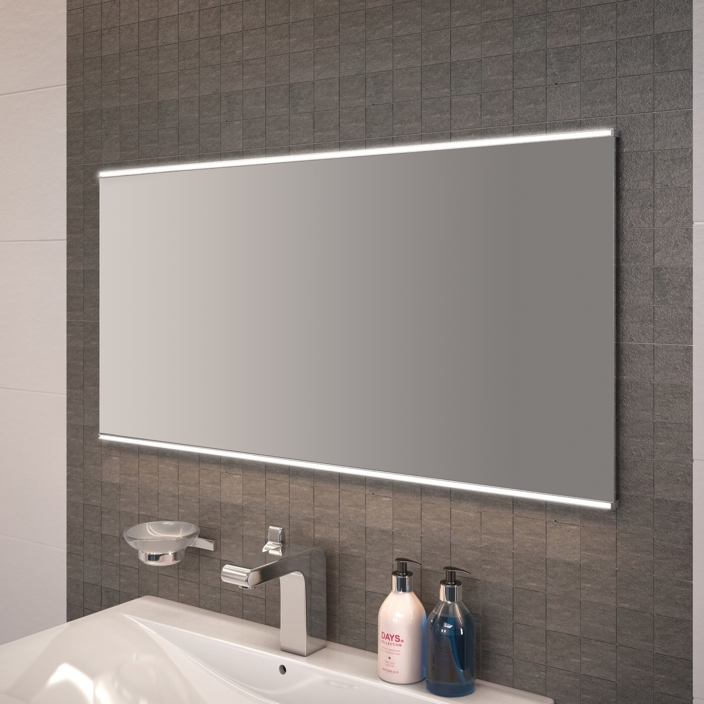 1000x500mm Large Led Mirror Illuminated Landscape Bathroom Dream Range