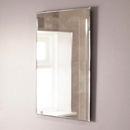 Square Bathroom Mirror  - Helios Range