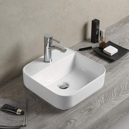 Berlin 390mm Countertop Basin
