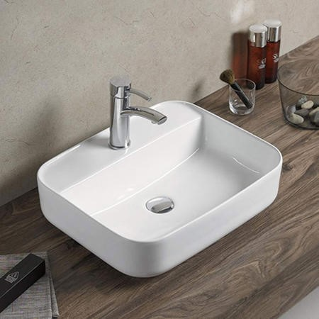 Berlin Countertop Basin - 505mm