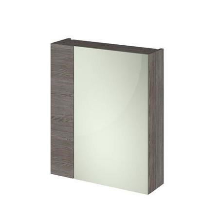 Austin Grey Avola 600mm Mirror Unit 75/25