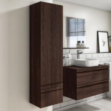 Wall Storage Narrow Bathroom Cabinet