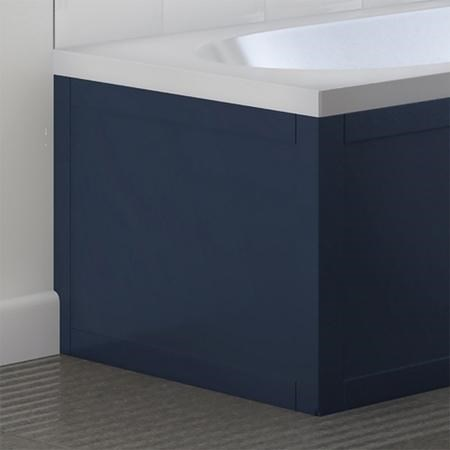Nottingham 750 Indigo Blue End Panel