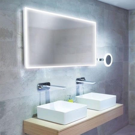 Divine 120 Illuminated Mirror 600 H 1200 W