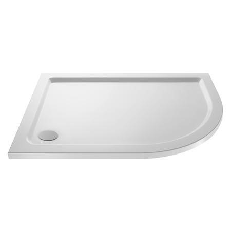 1200 X 900 Right Hand Offset Quad Shower Tray