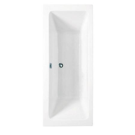 GRADE A2 - Rectangularo Double Ended Straight Bath - 1800mm x 1000mm