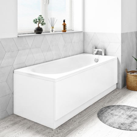 Alton 1500 x 700 Single Ended Round Bath