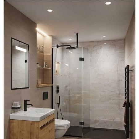 Pergamon Marble PVC Shower Wall Panel - 2400 x 1200mm
