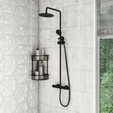 Bath shower taps and mixing valves