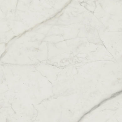 80cm x 80cm Ampla White Polished Floor/Wall Tile