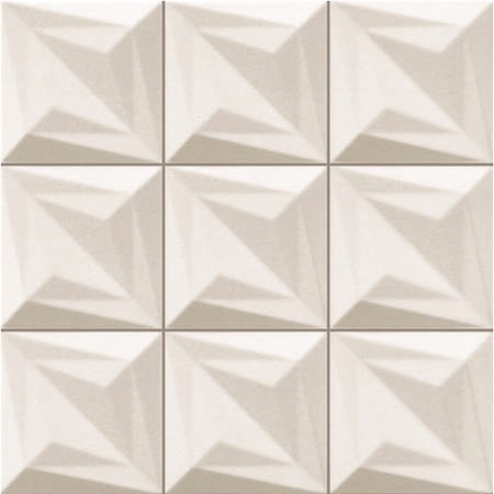 33cm x 33cm Aster Blanco Wall Tile