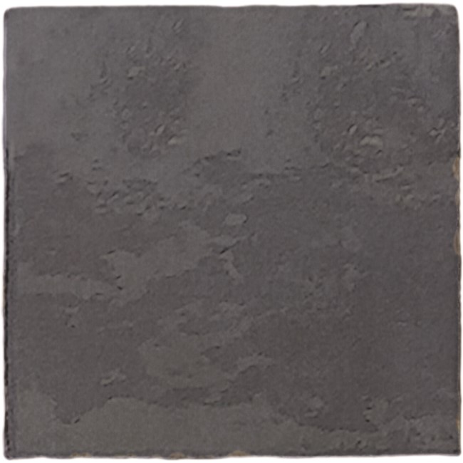 13.2cm x 13.2cm Sombra Square Charcoal Wall Tile