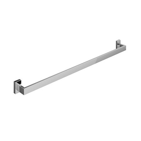 Chrome Single Towel Bar