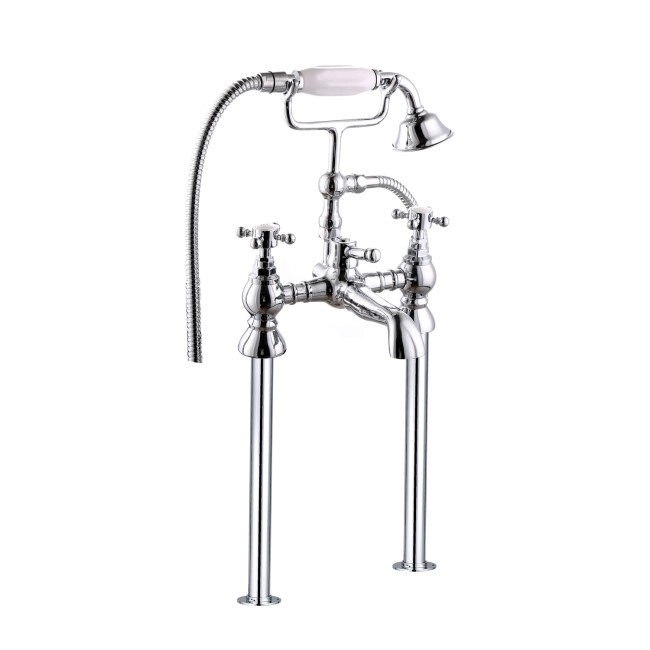 Oxford Freestanding Bath Shower Mixer