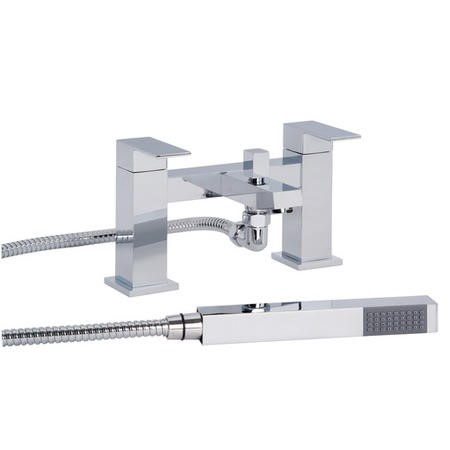 Cube Bath Shower Mixer Tap