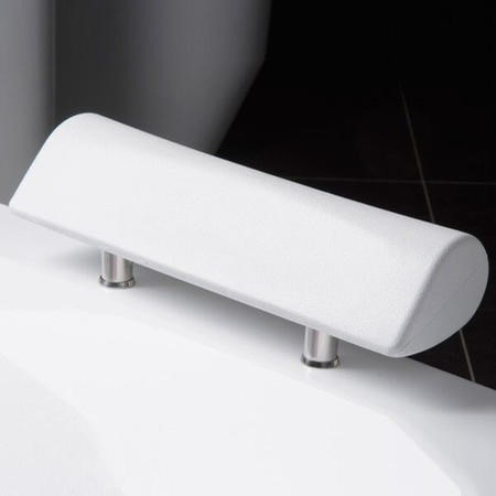 Straight Bath Headrest