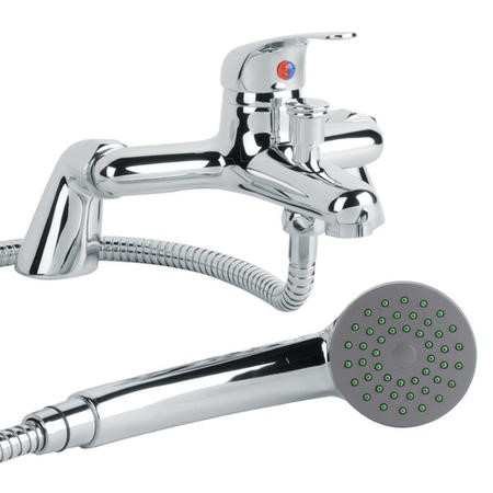 Bath Shower Mixer Tap - Alfa Range