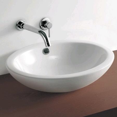 Oval Countertop Basin Better Bathrooms