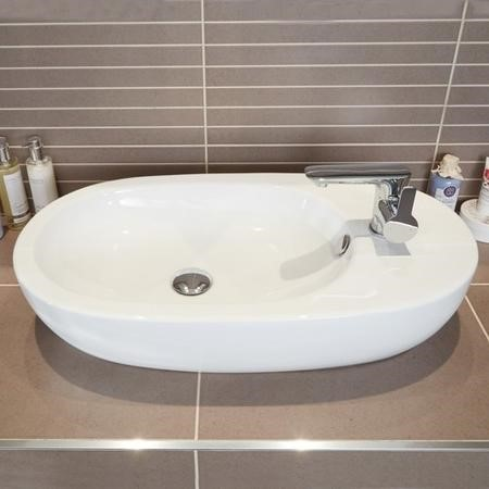 Rio 700mm Countertop Basin