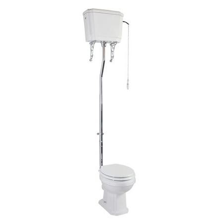 Taylor & Moore Traditional High Level Cistern and Pan