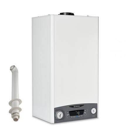 Ariston Clas System ONE 24 kW System  Boiler with Free Flue and LPG Conversion Kit - 8 Years Warranty