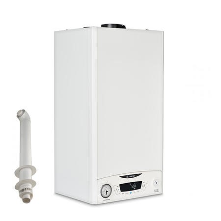 Ariston E-System ONE 30 kW System Gas Boiler with Free Flue and LPG Conversion Kit - 2 Years Warranty