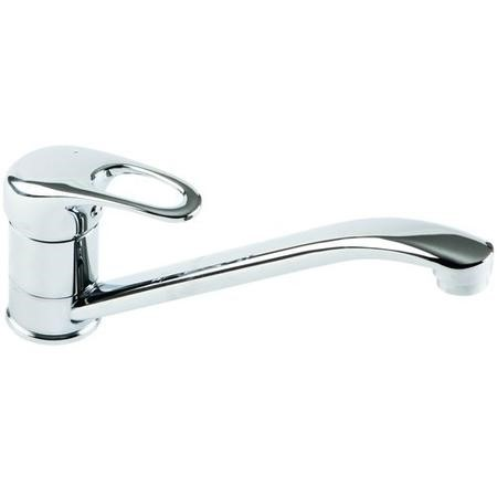 1810 Sink Company Fontaine Single Lever Aerated Mixer Tap Chrome