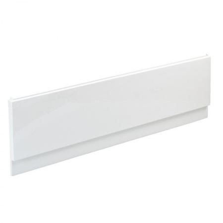 White High Gloss Bath Front Panel 1700 x 510mm