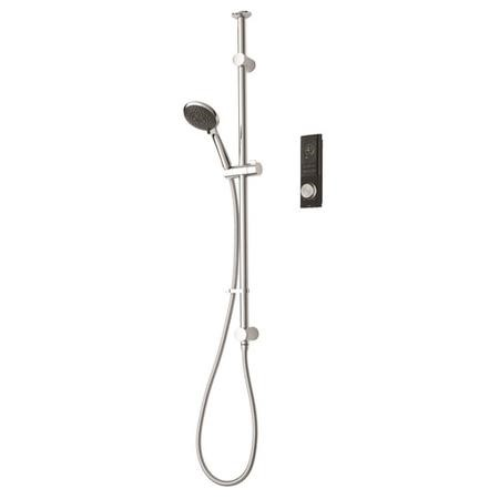 Triton Showers HOME Digital Mixer Shower with Riser Rail - Pumped