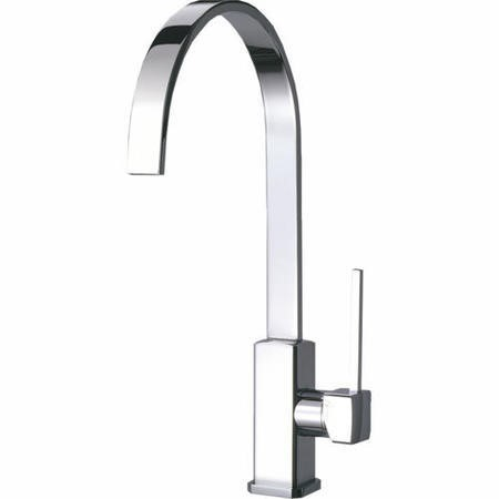 Smeg IMOLA Chrome Finish Single Lever With Flat Spout