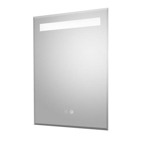 Illuminated LED Touch Bathroom Mirror - Libra 500 x 700mm