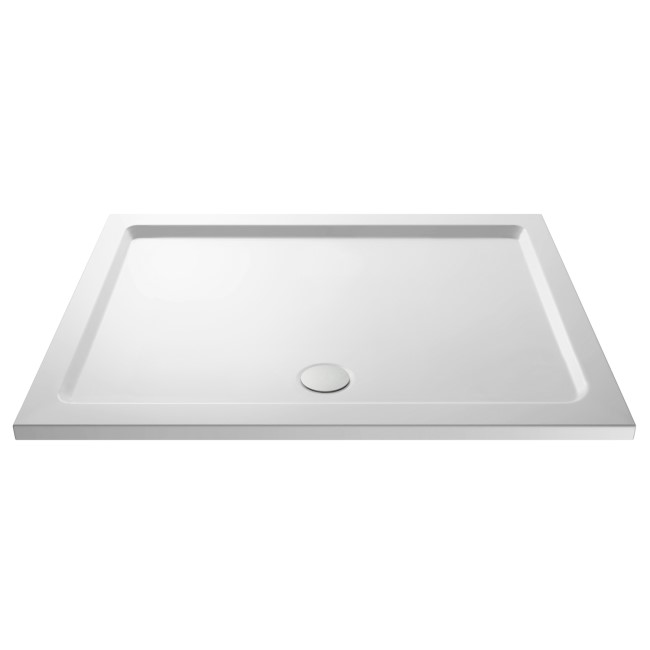 Rectangular Low Profile Shower Tray 1700 x 800mm - Purity