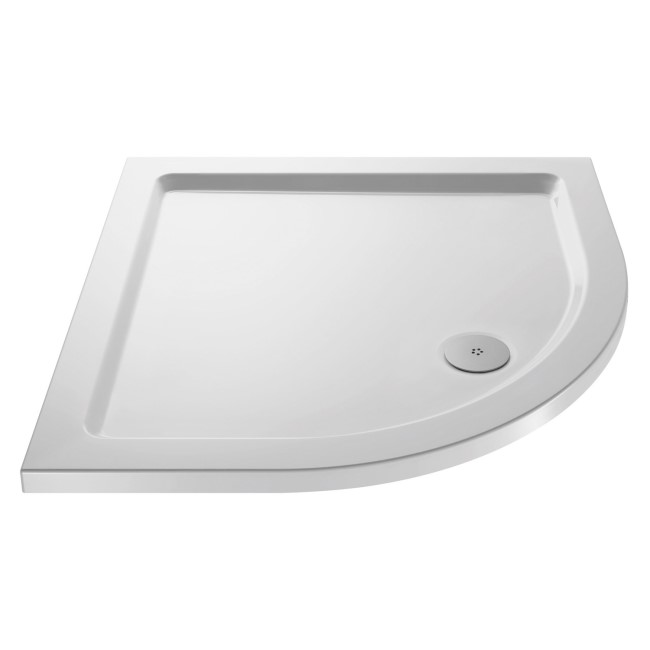 Quadrant Low Profile Shower Tray 900 x 900mm - Purity