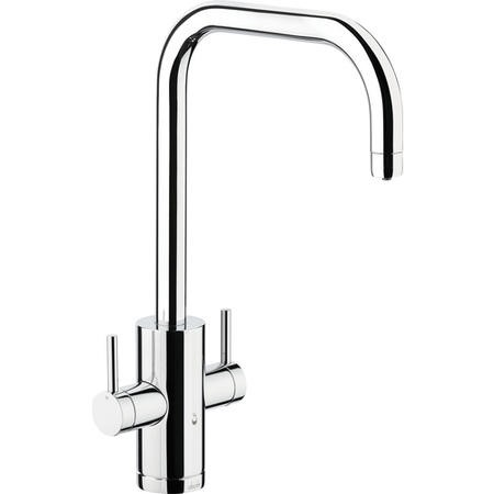 Abode PT1003 Pronteau Project 4 in 1 Instant Hot & Filtered Water Tap - Chrome