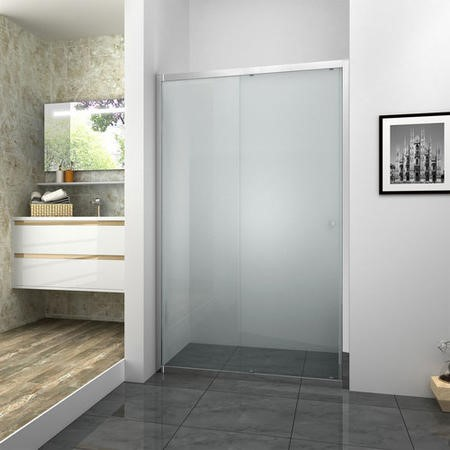 Sliding Shower Door - 1000 x 1850mm