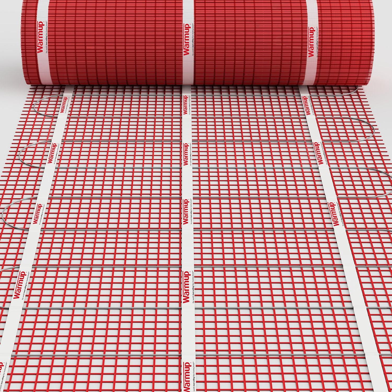 Home & Garden Underfloor Heating StickyMat 150W/m 2m - Warmup