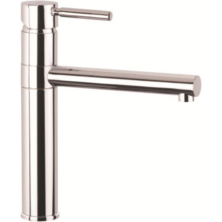 CDA TV6CH Fountain Spout Single Lever Tower Mixer Tap In Chrome