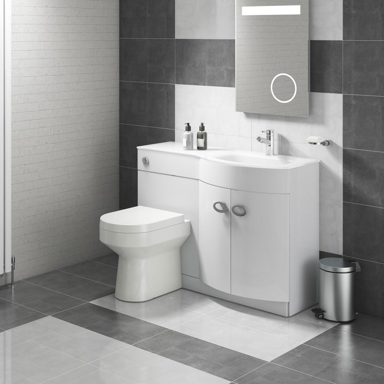 Bathroom Sink Toilet Vanity Units