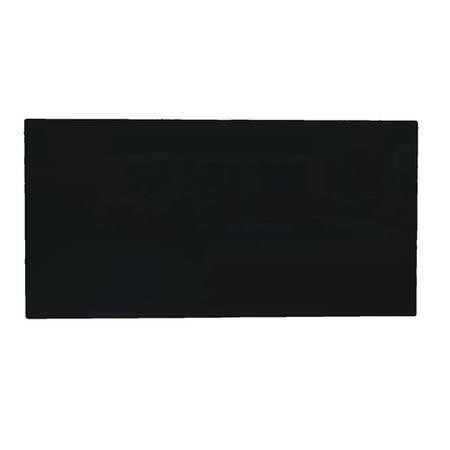Far Infrared Heater Black Glass Panel 900W - 500 x 1100mm
