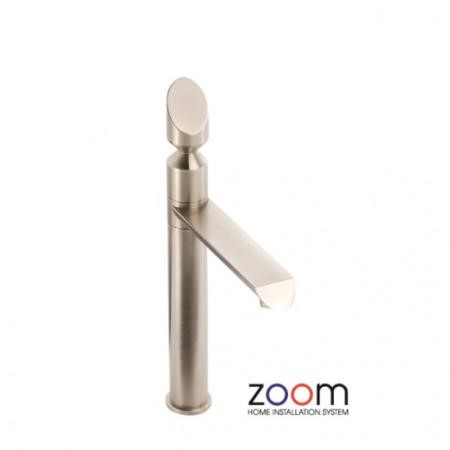 Zoom ZP1053 Corvus Single Lever Brushed Nickel Mixer Tap