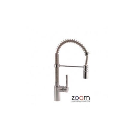 Zoom ZP1060 Astral Twin Lever Monobloc Brushed Nickel