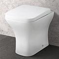 Chicago BTW Toilet Pan