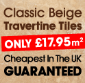 Travertine Tiles Amazing Price