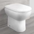 Santorini BTW Toilet Pan