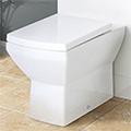 Tabor BTW Toilet Pan
