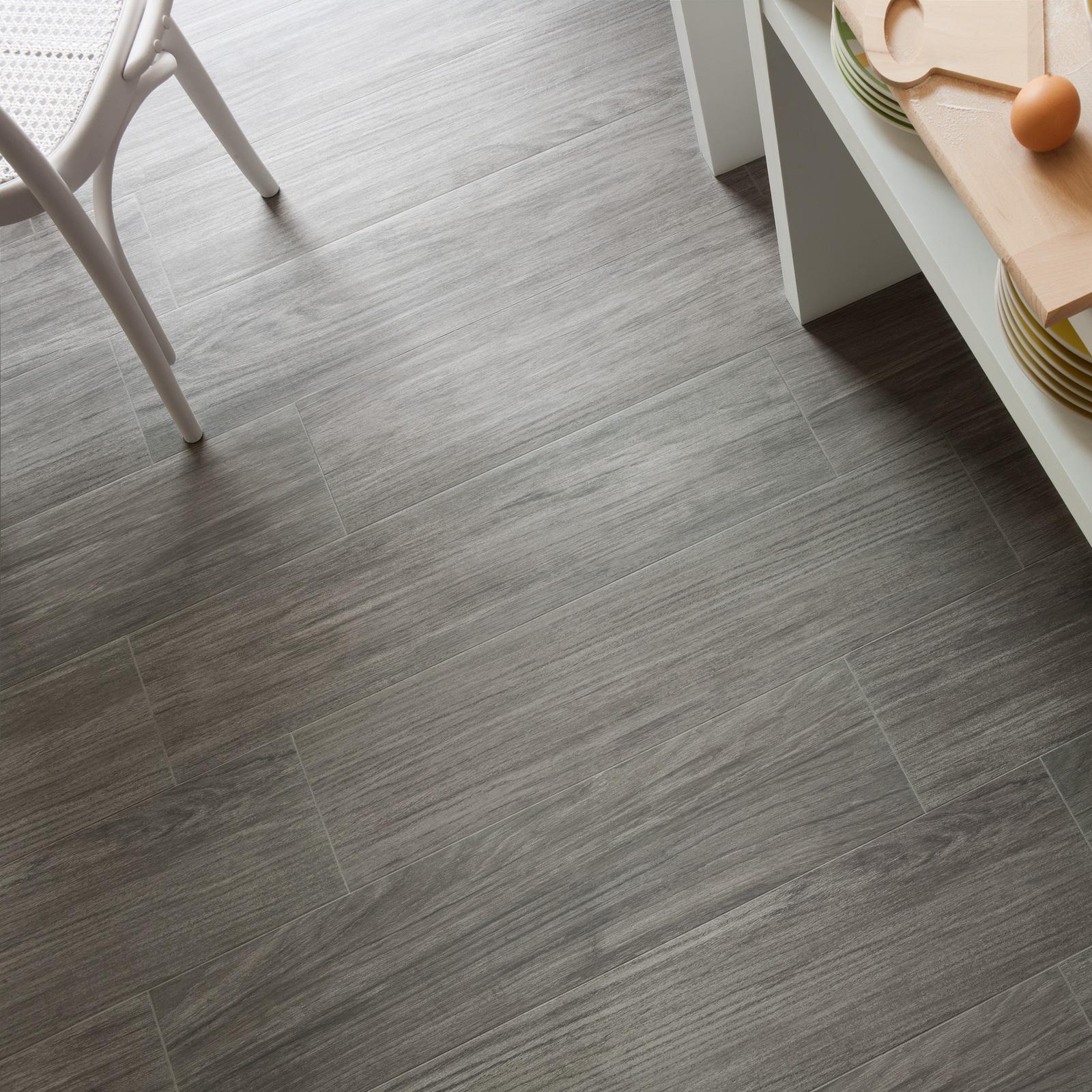 Bathroom Floor Tile Effect : Cortina falzarego wood effect floor tile